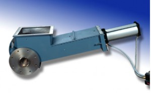 Davis Standard Ram Stuffer for Recycling Plastics