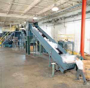 Davis-Standard/Merritt Polycycle® System: Recycling Equipment