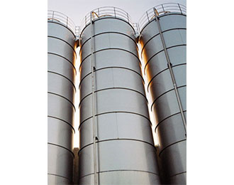 Overlapping Ring Silos